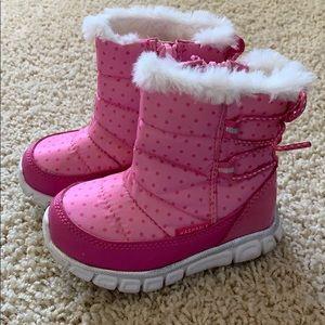Stride Rite toddler girls winter boots